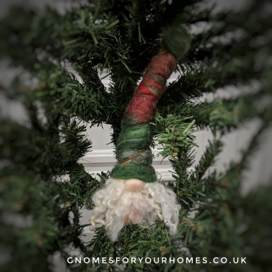 Klass Gnome Ornament